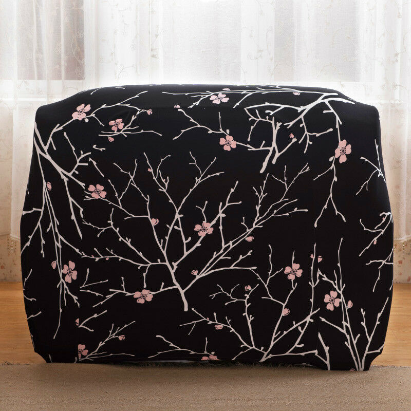 EASY-Stretch-Couch-Sofa-Lounge-Covers-Recliner-1-2-3-Seater-Dining-Chair-Cover thumbnail 16