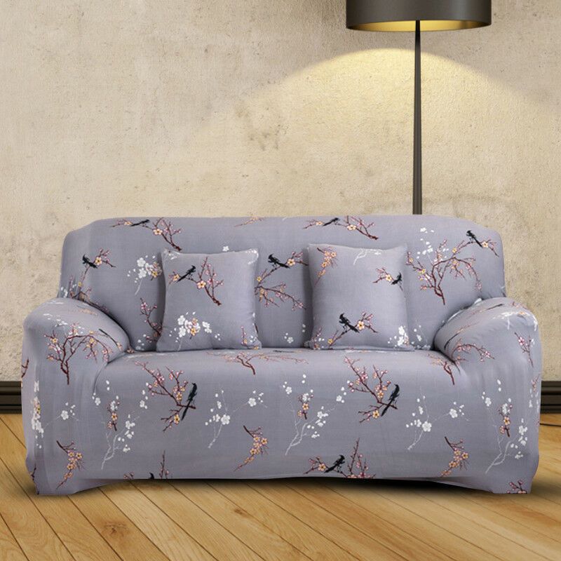 EASY-Stretch-Couch-Sofa-Lounge-Covers-Recliner-1-2-3-Seater-Dining-Chair-Cover thumbnail 24