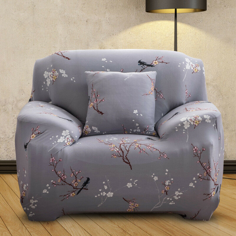EASY-Stretch-Couch-Sofa-Lounge-Covers-Recliner-1-2-3-Seater-Dining-Chair-Cover thumbnail 25