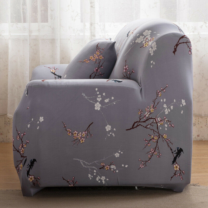 EASY-Stretch-Couch-Sofa-Lounge-Covers-Recliner-1-2-3-Seater-Dining-Chair-Cover thumbnail 27