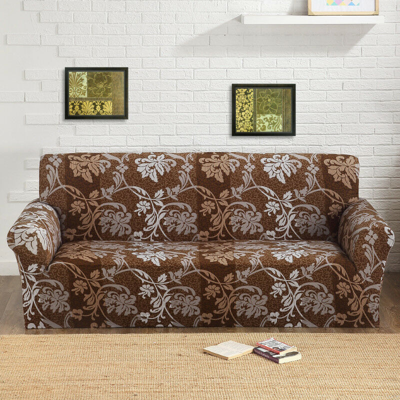 EASY-Stretch-Couch-Sofa-Lounge-Covers-Recliner-1-2-3-Seater-Dining-Chair-Cover thumbnail 35