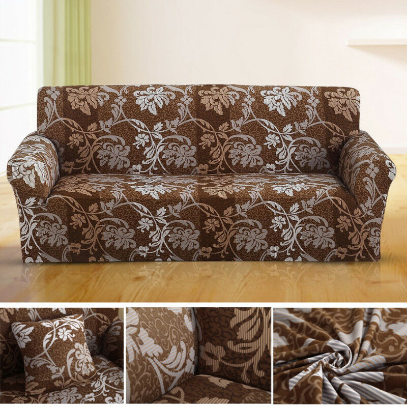 EASY-Stretch-Couch-Sofa-Lounge-Covers-Recliner-1-2-3-Seater-Dining-Chair-Cover thumbnail 36