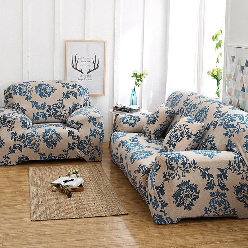 EASY-Stretch-Couch-Sofa-Lounge-Covers-Recliner-1-2-3-Seater-Dining-Chair-Cover thumbnail 50