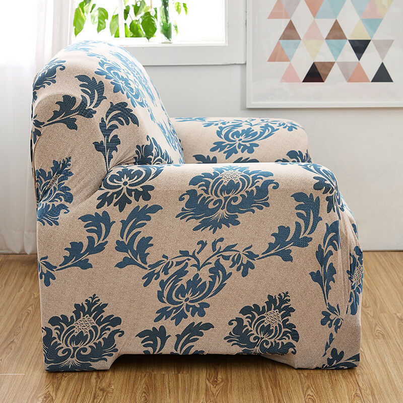 EASY-Stretch-Couch-Sofa-Lounge-Covers-Recliner-1-2-3-Seater-Dining-Chair-Cover thumbnail 51