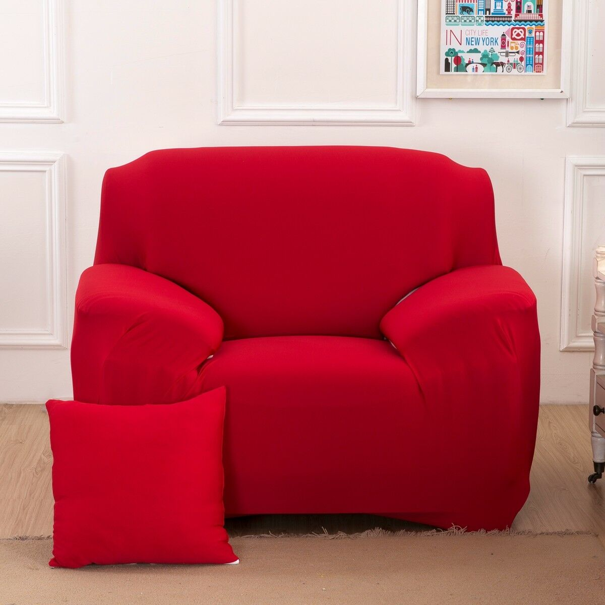 EASY-Stretch-Couch-Sofa-Lounge-Covers-Recliner-1-2-3-Seater-Dining-Chair-Cover thumbnail 85