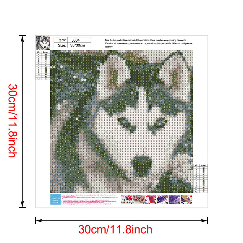 thumbnail 21 - 5D-Diamond-Painting-Embroidery-Cartoon-Cross-Stitch-Arts-Craft-Kit-Mural-Decor