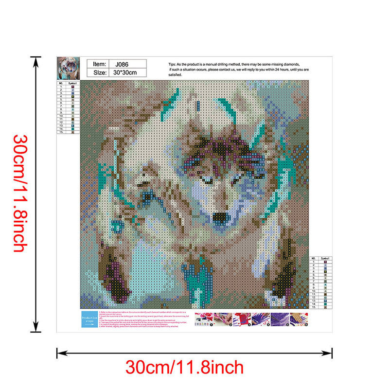 thumbnail 29 - 5D-Diamond-Painting-Embroidery-Cartoon-Cross-Stitch-Arts-Craft-Kit-Mural-Decor
