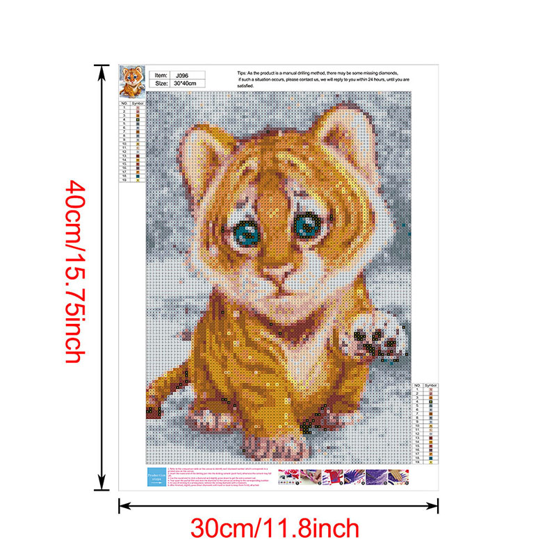 thumbnail 61 - 5D-Diamond-Painting-Embroidery-Cartoon-Cross-Stitch-Arts-Craft-Kit-Mural-Decor