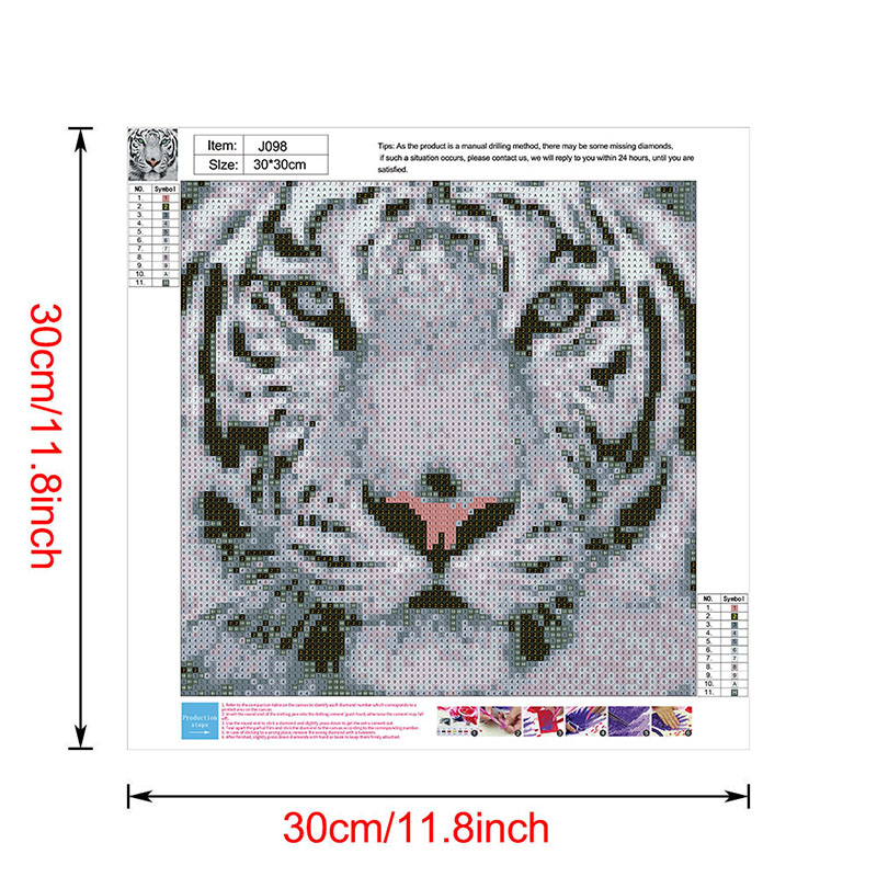 thumbnail 69 - 5D-Diamond-Painting-Embroidery-Cartoon-Cross-Stitch-Arts-Craft-Kit-Mural-Decor