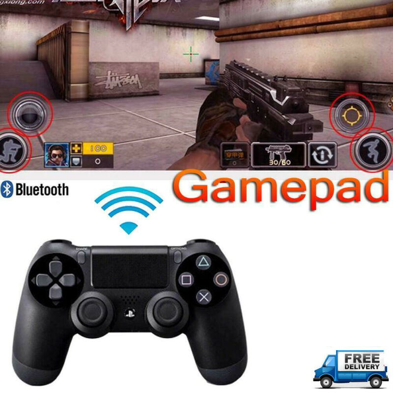 Wireless Bluetooth Dualshock 3 Controller Gamepad Joystick for Play Station PS3 2
