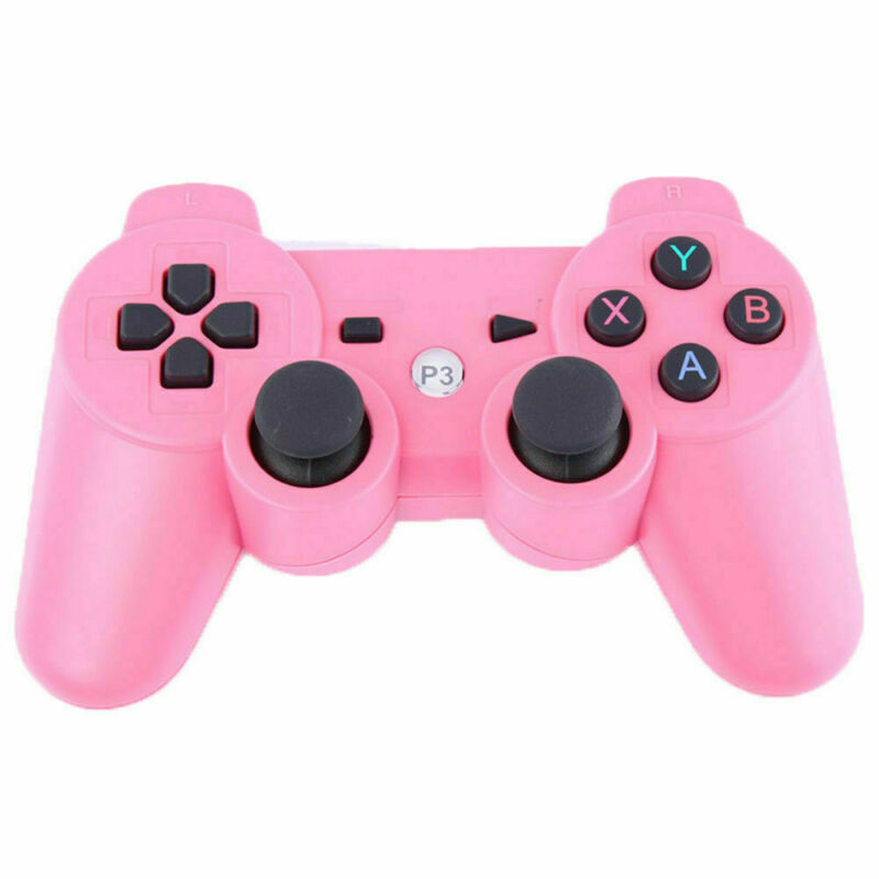 Wireless Bluetooth Dualshock 3 Controller Gamepad Joystick for Play Station PS3 8