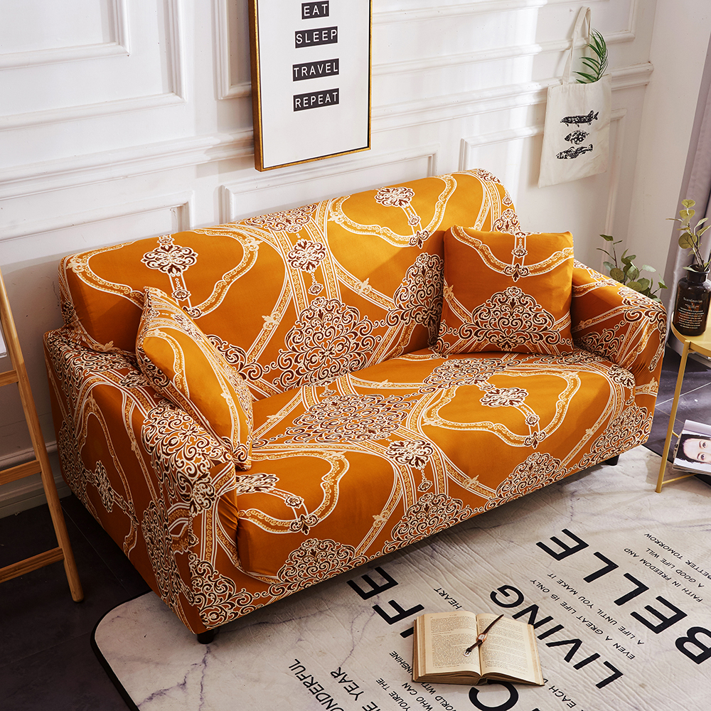 1-2-3-4-Seater-Elastic-Sofa-Covers-Slipcover-Stretch-Couch-Protector-Sofa-Decor thumbnail 116