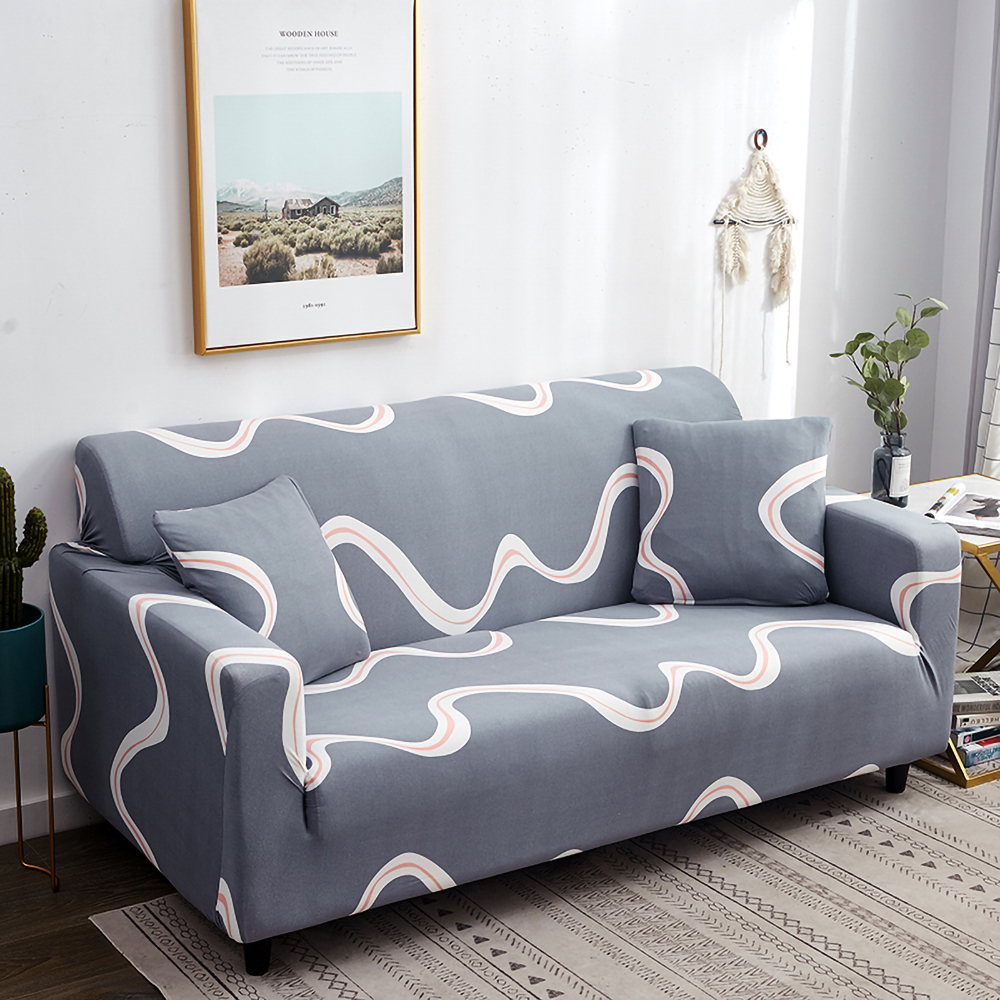 1-2-3-4-Seater-Elastic-Sofa-Covers-Slipcover-Stretch-Couch-Protector-Sofa-Decor thumbnail 126