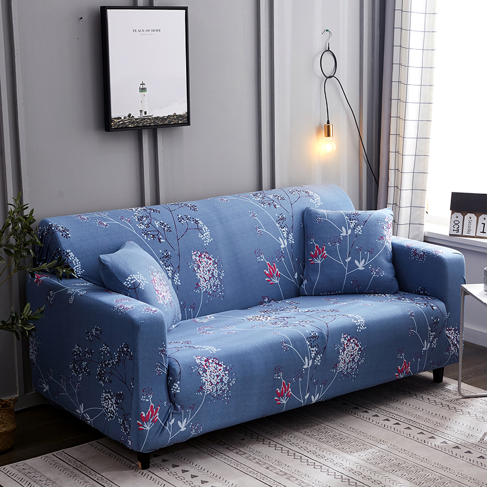 1-2-3-4-Seater-Elastic-Sofa-Covers-Slipcover-Stretch-Couch-Protector-Sofa-Decor thumbnail 136