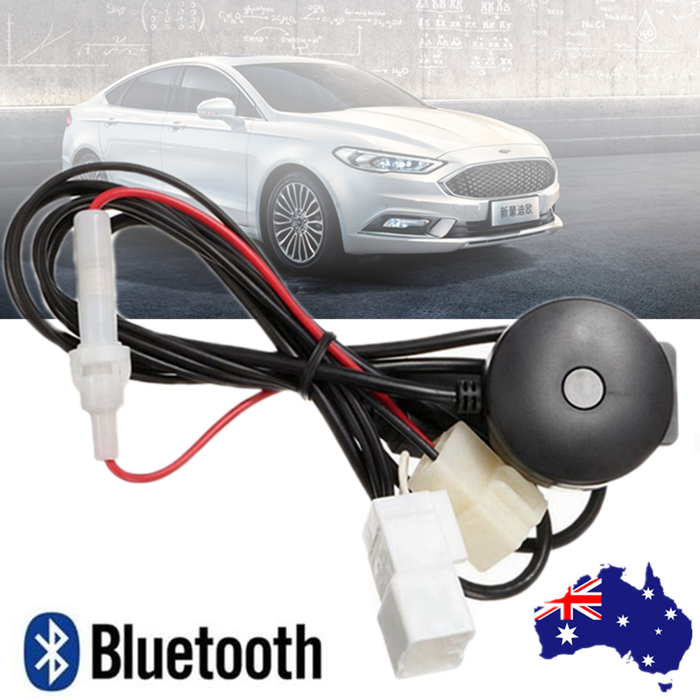 For Ford Ba Bf Falcon Territory Car Stereo Aux Audio