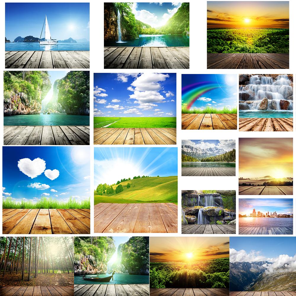 UK 3//5//7ft Sunshine Environmental Photography Backdrop Photo Studio Background