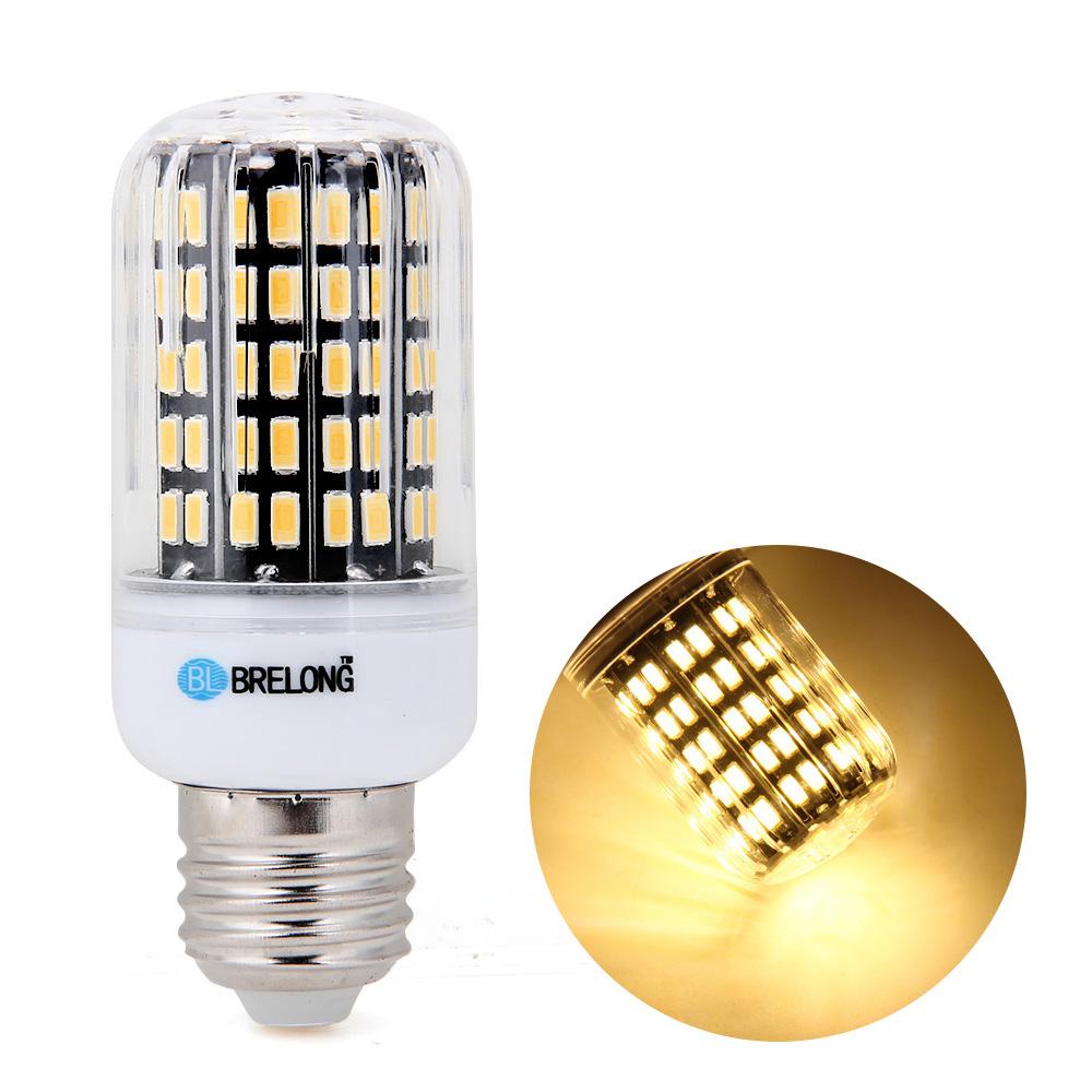 Ac 110v 240v 18w 5733smd e27 led mais lampadina lampade for Lampadina lunga led