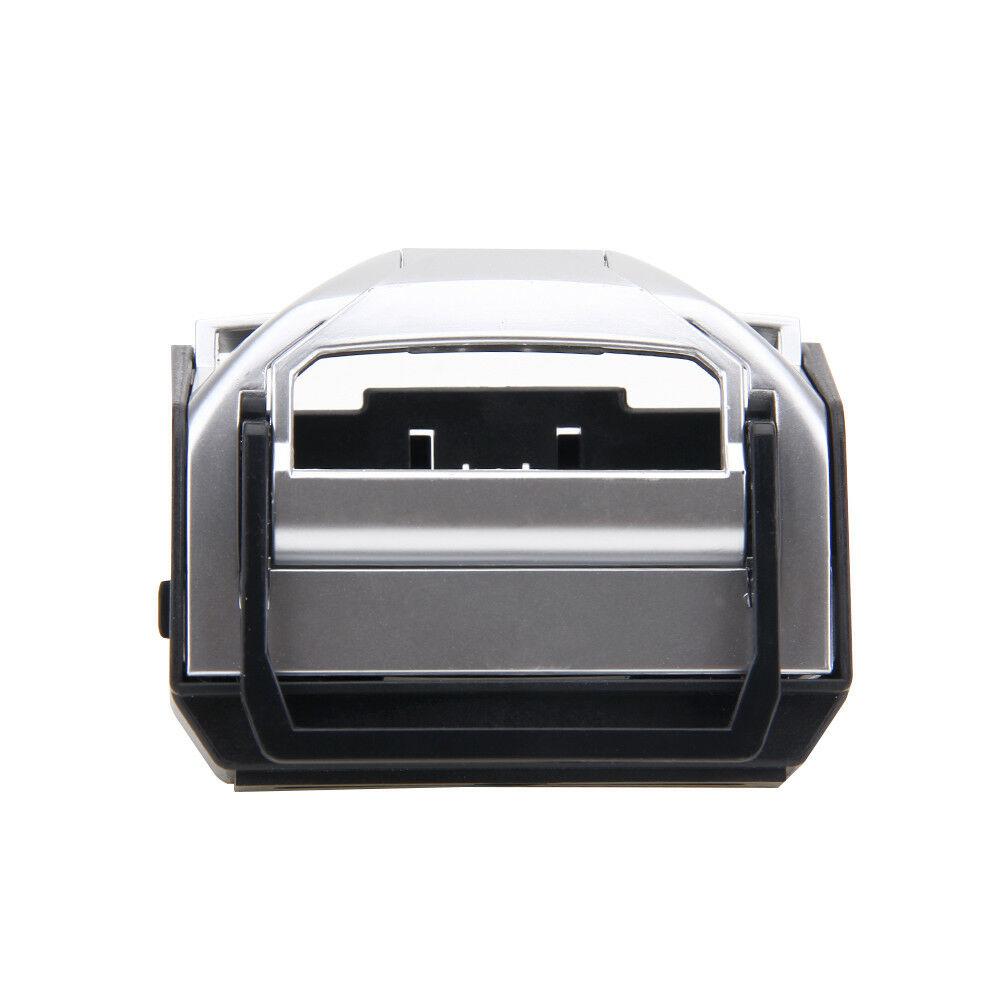 ABS-Auto-Camion-Supporto-Doppio-Foro-Bottiglie-Porta-Tazza-Durevole-Argento miniatura 4