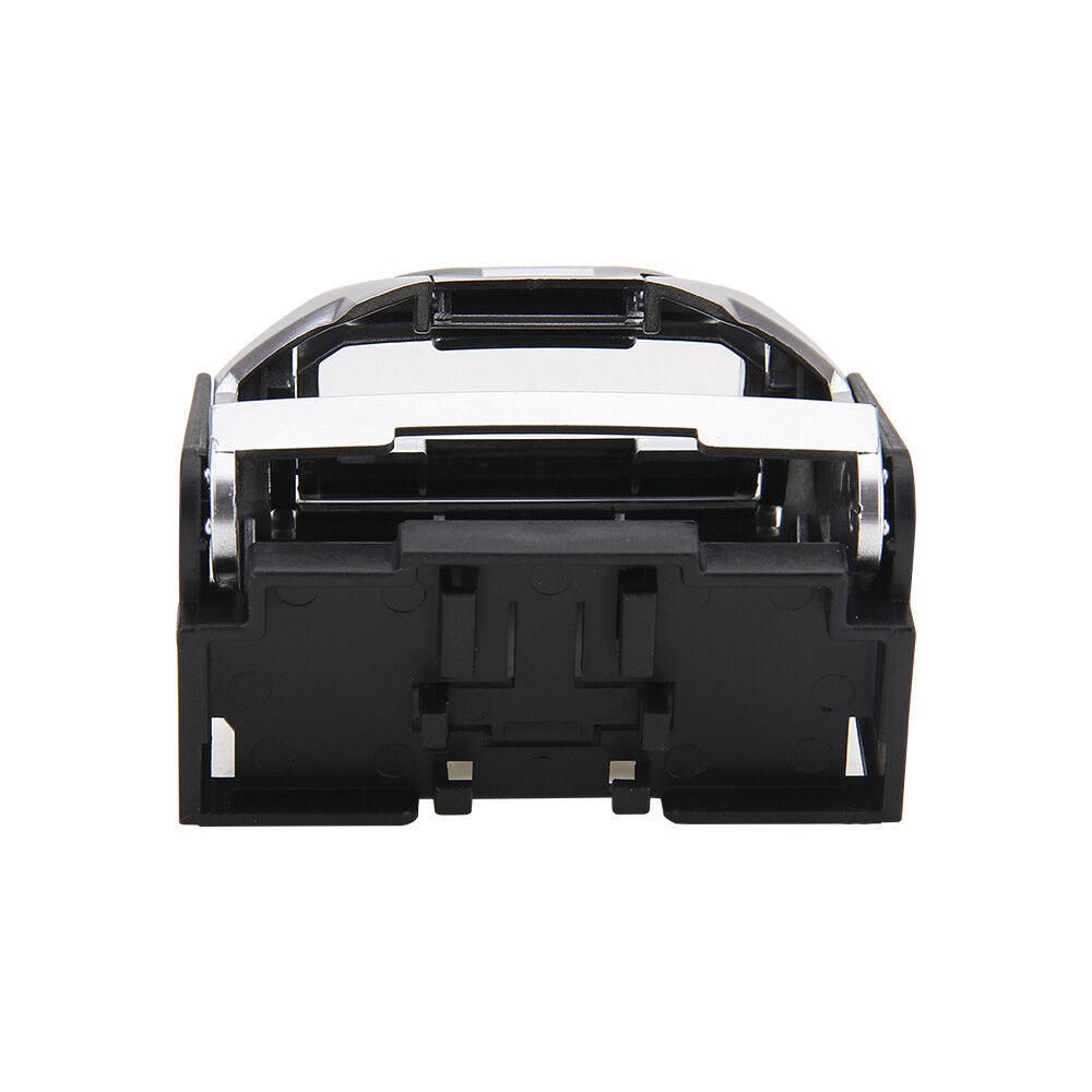 ABS-Auto-Camion-Supporto-Doppio-Foro-Bottiglie-Porta-Tazza-Durevole-Argento miniatura 5
