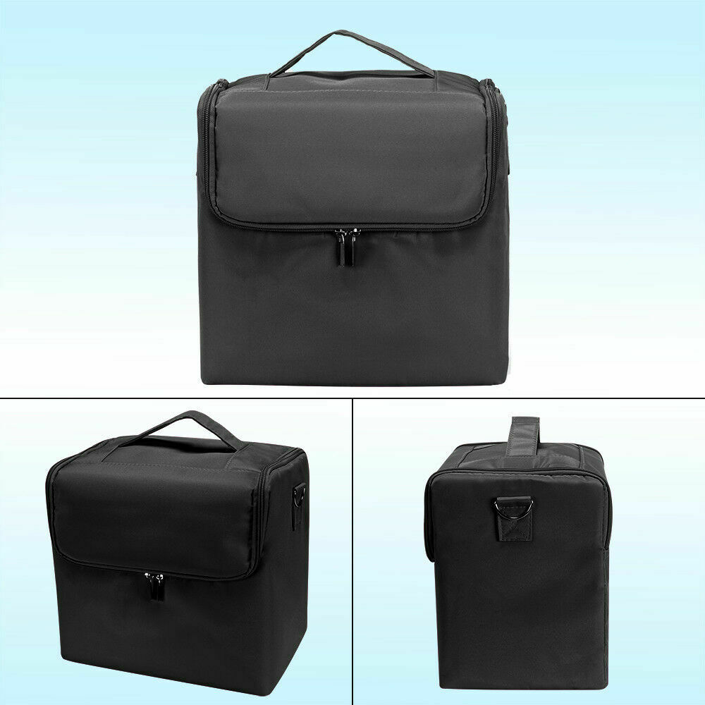 Large Portable Travel Beauty Case Cosmetic Makeup Vanity
