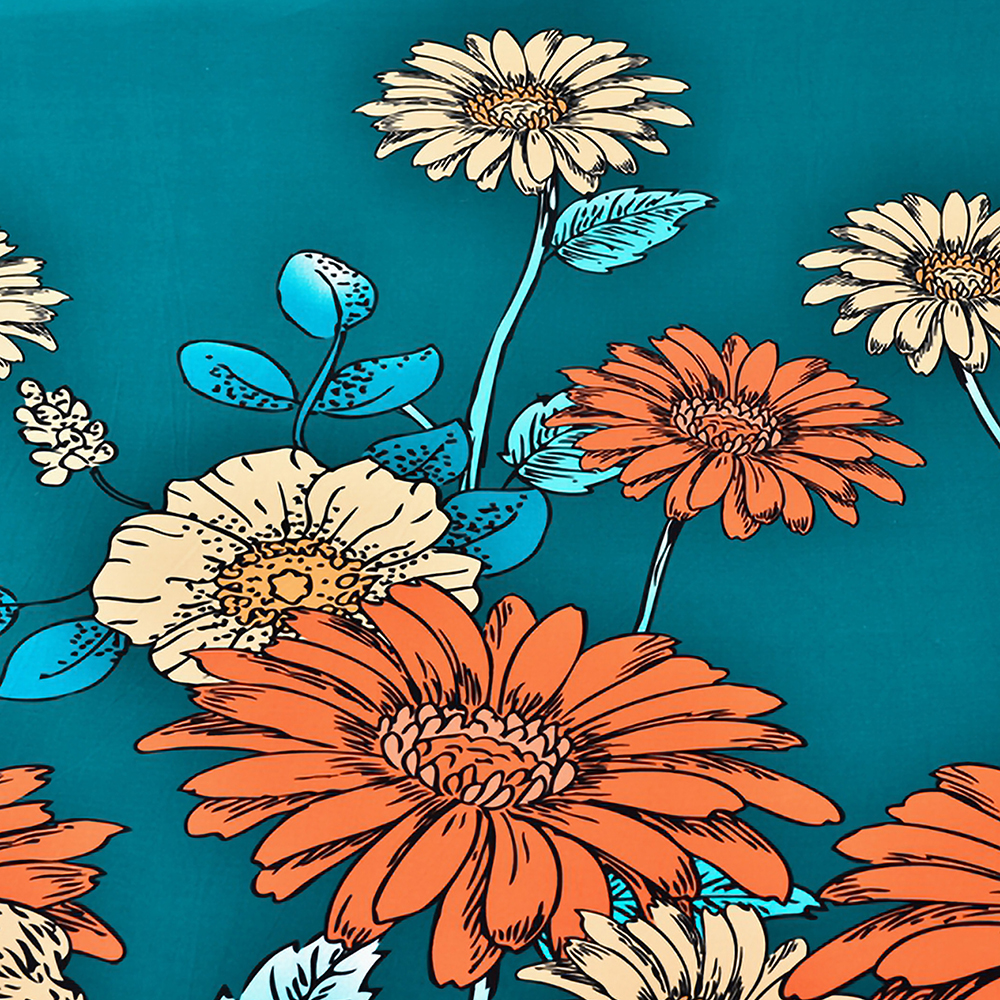 1-2-3-4-Floral-Elastic-Sofa-Cover-Slipcover-Stretch-Couch-Furniture-Protector thumbnail 34