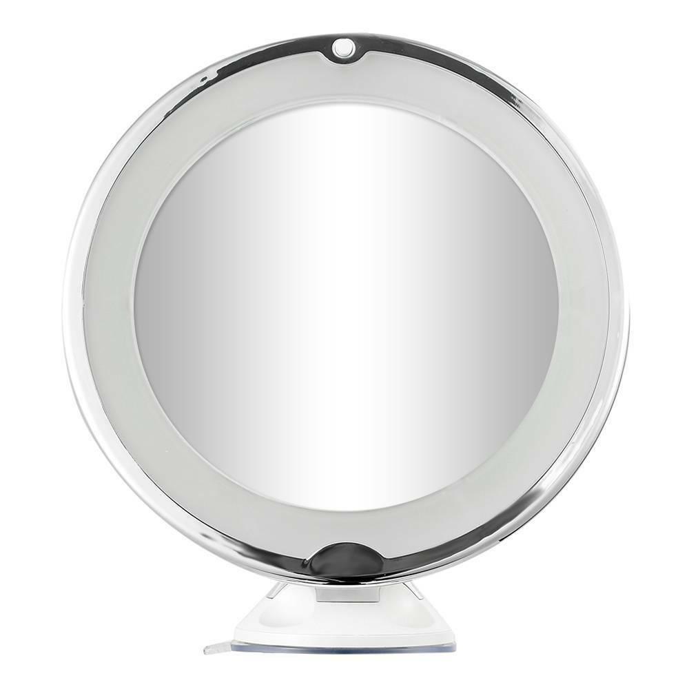 10x Magnifying Makeup Vanity Cosmetic Round Bathroom ...