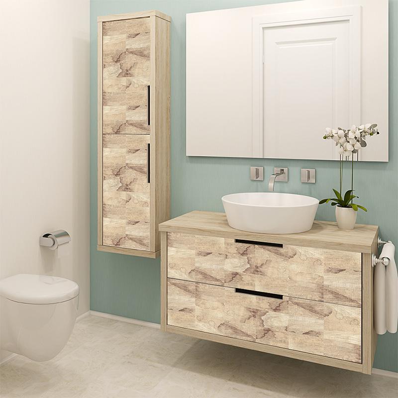 diy 3d self adhesive wall tile sticker vinyl bathroom