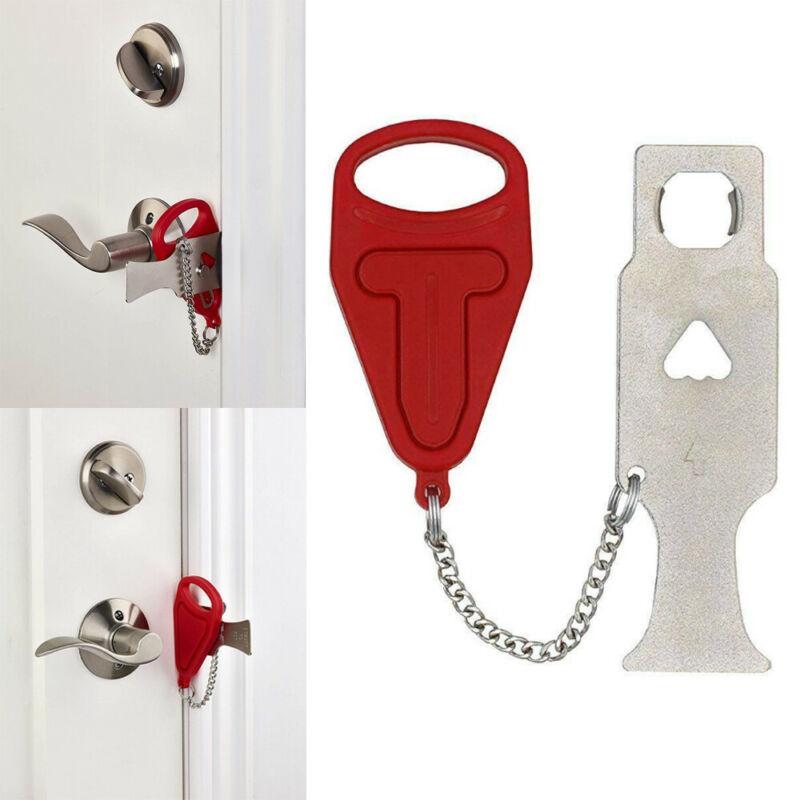 Au Addalock Portable Door Lock Temporary Security Lock