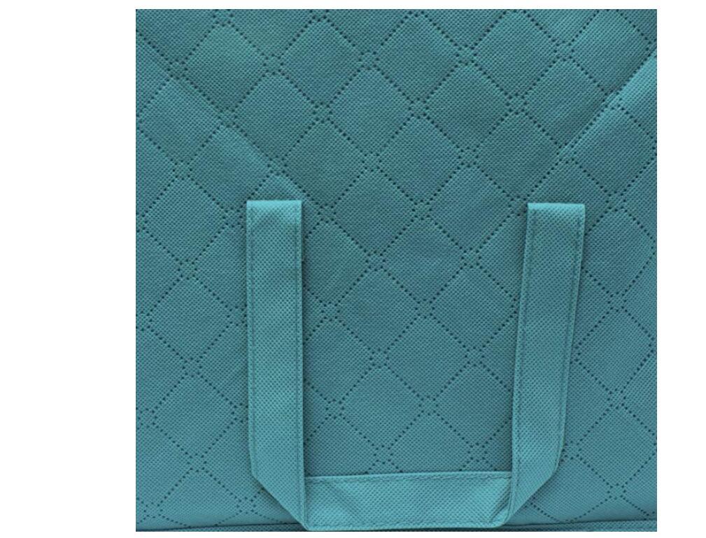 Clothes-Quilt-Blanket-Bamboo-Storage-Bag-Charcoal-Organizer-Foldable-Zipper-Box thumbnail 15