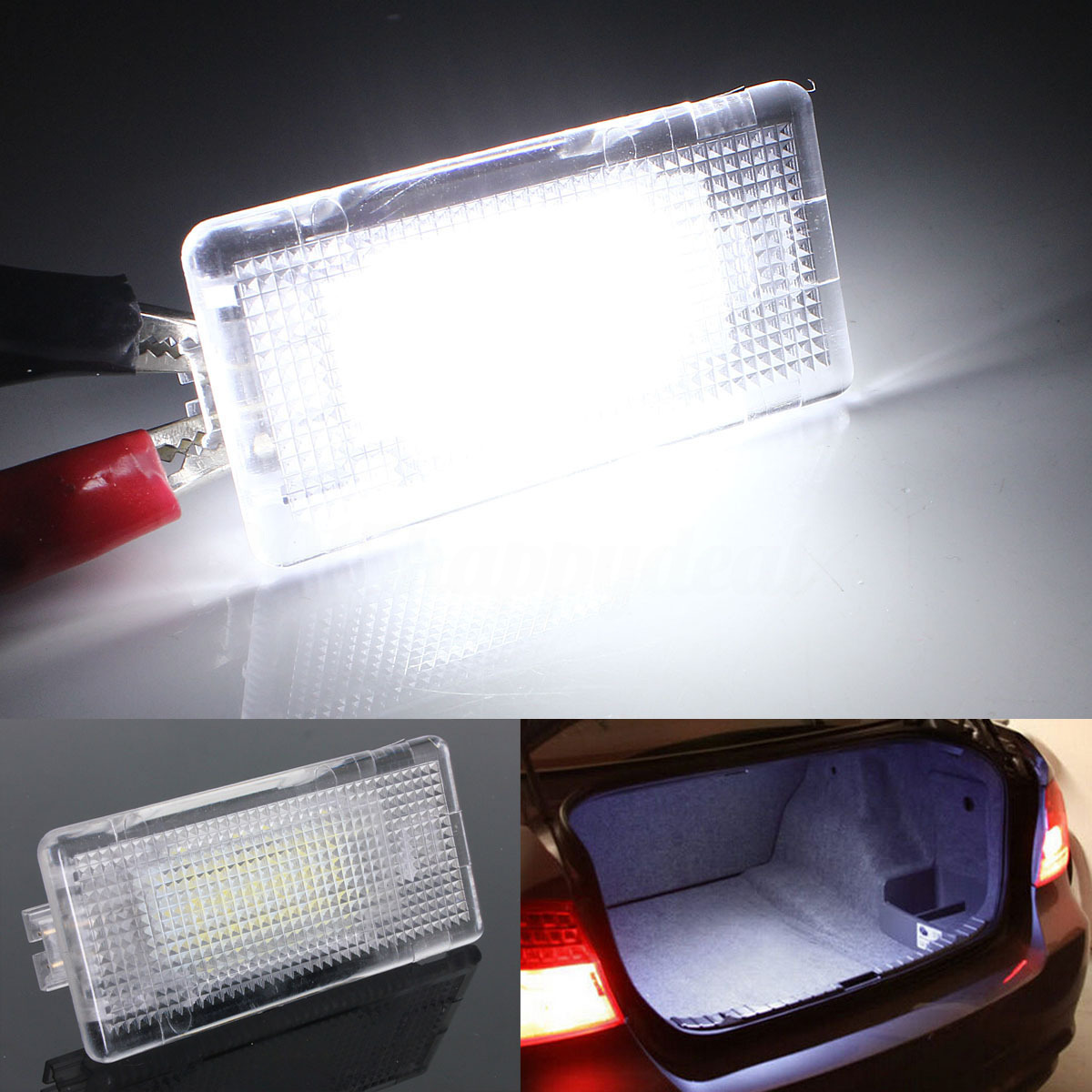 LED-Footwell-Luggage-Trunk-Boot-Interior-Light-Canbus-for-BMW-1-3-5-6-7-X-Series