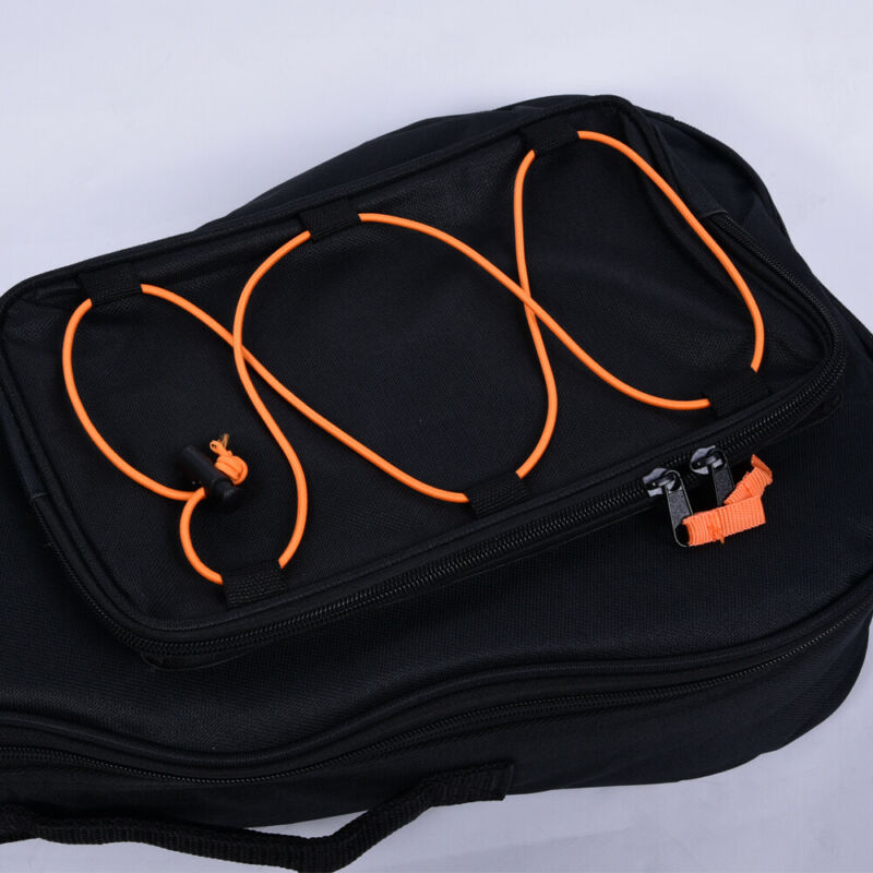 21-23-66-76-2cm-Ukulele-Mini-Chitarra-Custodia-Carry-Custodie-Imbottito-Fascette miniatura 8