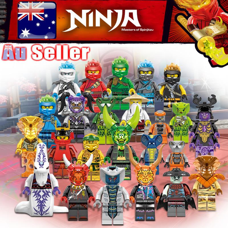 V for Vendetta Custom Minifigure Minifigures LEGO Compatible Guy Fawkes